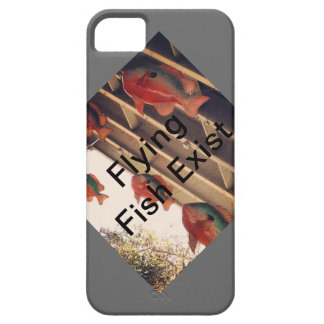 Flying Fish Exist IPhone 5 Case