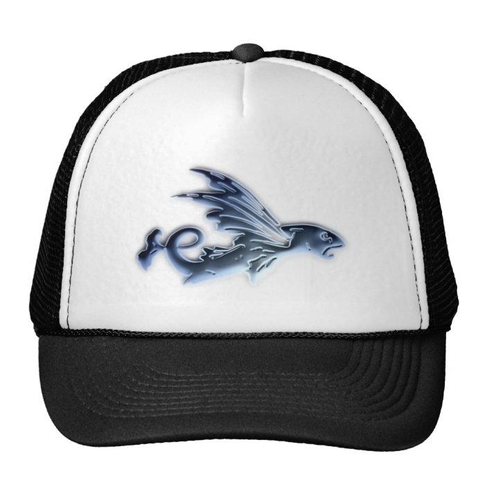 flying fish flying fish trucker hat