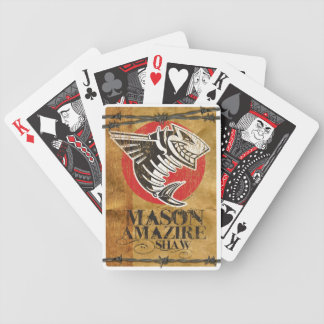 Flying Fish Deck Of Cards