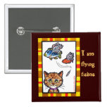 Flying Fishes Pins