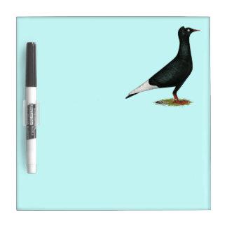 Flying Flight Black Cap Dry Erase Board