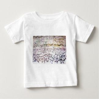 Flying Flock of Flamingos T Shirt