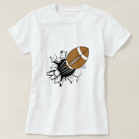 Flying Football T-Shirt