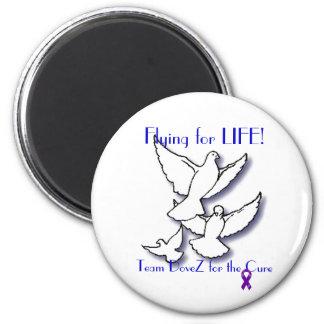 Flying for LIFE (magnet) Magnet