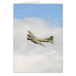 Flying Fortress Card