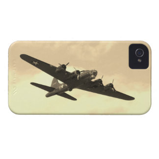 Flying Fortress In Flight iPhone 4 Covers