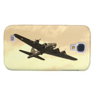 Flying Fortress In Flight Galaxy S4 Case