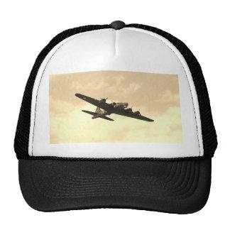 Flying Fortress In Flight Trucker Hat