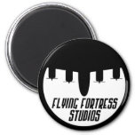 Flying Fortress Studios Magnets