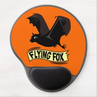Flying Fox Gel Mouse Pad