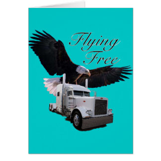 Flying Free Card