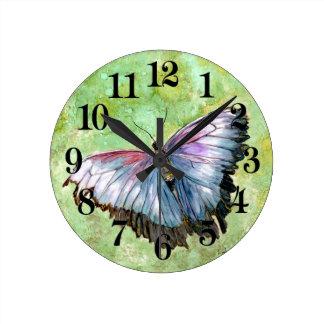 Flying Free Medium Wall Clock