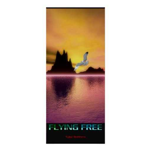FLYING FREE POSTERS