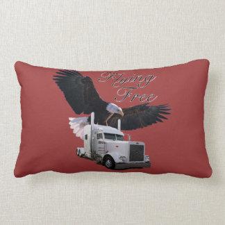 Flying Free Trucker's Lumbar Pillow