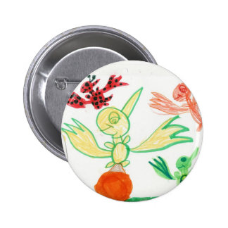 Flying friends button