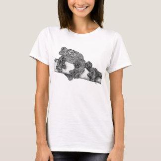 Flying Frog Ladies' T-Shirt