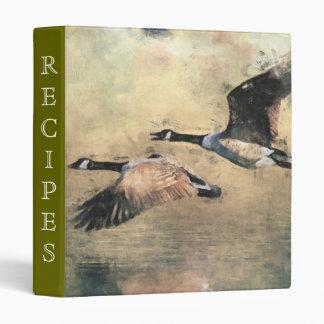 Flying Geese Binder