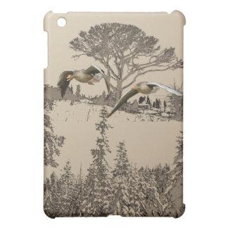 Flying Geese iPad Mini Cover