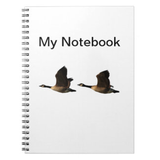 Flying Geese Notebook