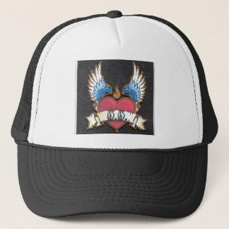 flying gg trucker hat