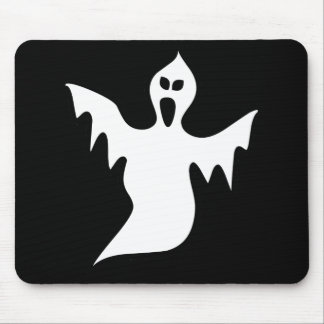 Flying Ghost Mouse Pad