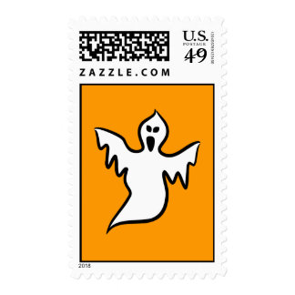 Flying Ghost Stamps