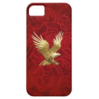 Flying Gold Eagle iPhone SE/5/5s Case