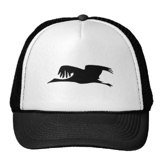 Flying Goose Mesh Hat