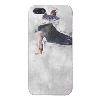 Flying Goose iPhone 5 Case