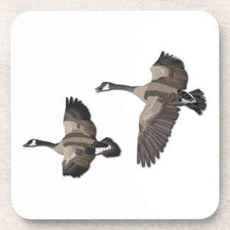 Flying Goose-No Text Coaster