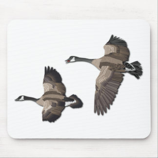 Flying Goose-No Text Mouse Pad
