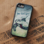 Flying Green Sea Turtles   iPhone 6/6 Plus Cases Tough Xtreme iPhone 6 Case