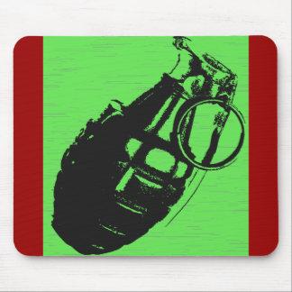 Flying Grenades Mousemat