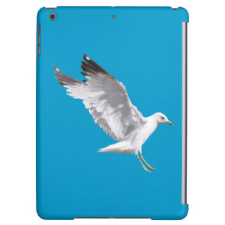 Flying Gull Birds Wildlife Birdlover Gift iPad Air Covers