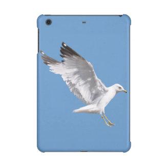 Flying Gull Birds Wildlife Birdlover Gift iPad Mini Covers