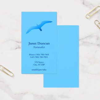 Flying Gull Business Card