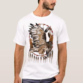 Flying Hawk Dreamcatcher Shirt