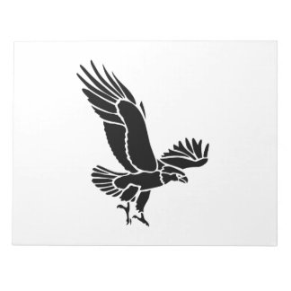 Flying Hawk Note Pads