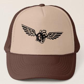 Flying heart Motorworks hat