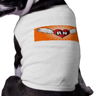 Flying Heart RN T-Shirt