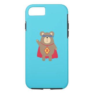 Flying Hero Bear Q1Q iPhone 8/7 Case