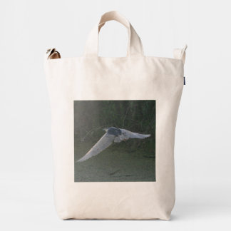 Flying Heron Duck Bag