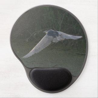 Flying Heron Gel Mouse Pad