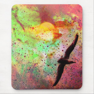Flying High and Free Mouse Pad