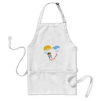 Flying High Adult Apron