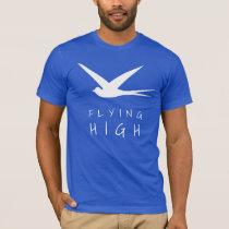Flying High - Bird in Flight T-Shirt
