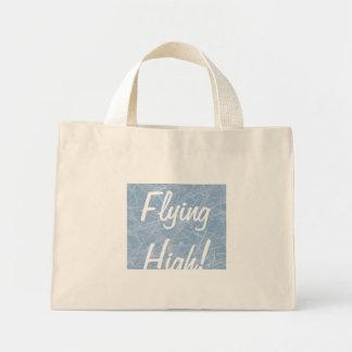 FLYING HIGH! by SHARON SHARPE Mini Tote Bag