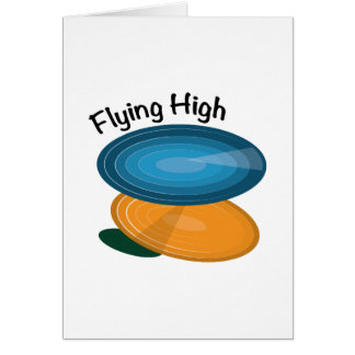 Flying High Greeting Cards