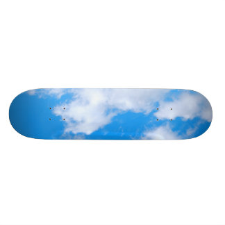 """Flying High in the Clouds"" Skateboard"