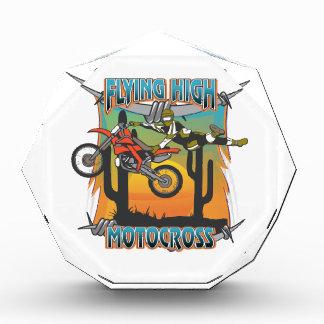 Flying High Motocross Award